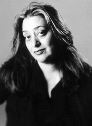 Zaha Hadid - serin.blogfa.com